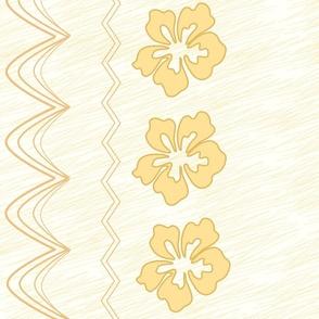 Polynesian Princess Skirt - Adult Print