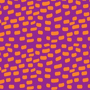 dashing purple