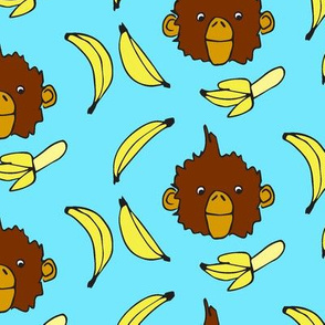 Bananas for Monkeys