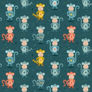 Super-monkeys