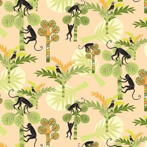 jungle call