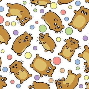 Silly Hamsters