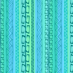 Nipa Hooks (blue)