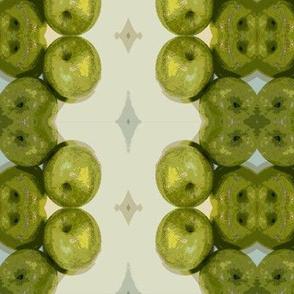 Green Apple monster