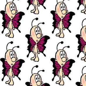 Butterfly Boy -- ArgyleImp Style