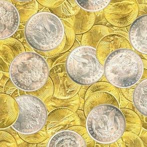 Dean's Silver & Gold Coins