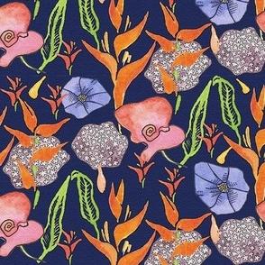 Floral No 5 Paradise