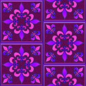 Purple_Fleur-de-lis