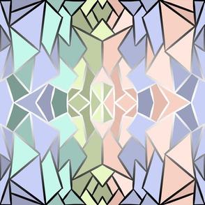 032 Geometric spring
