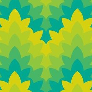 05034246 : leafy zigzag : botanical