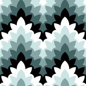 05034259 : leafy zigzag : spoonflower0226