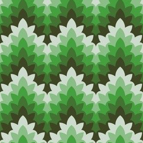 05034286 : leafy zigzag : G christmascolors