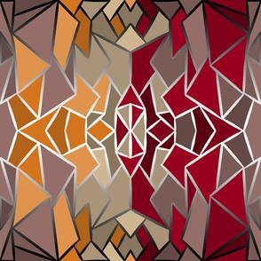 032 - Geometric autumn