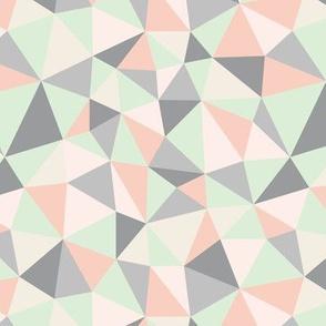 Geometric Origami - Wedding Palette 2016