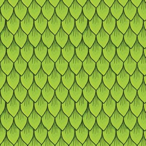 Green Dragon Scales