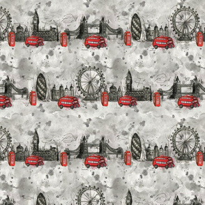 London Ink - Stripes