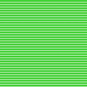 Stripes - Horizontal - Green (#3AD42D) 0.4 inch stripes with White (FFFFFF) 0.1 inch stripes
