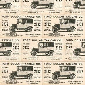 Dean's Vintage Taxicabs