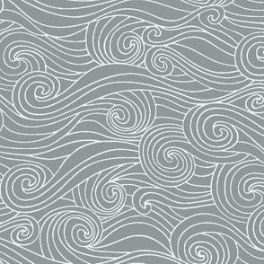 Ocean Tide Storm