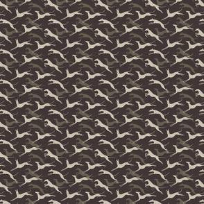 Jumping greys grey SMALL
