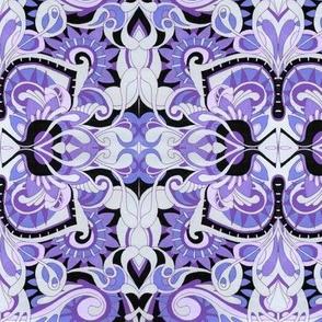 Purple Hideaway