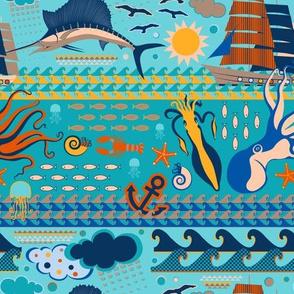 Pop Sea World (Color 2)