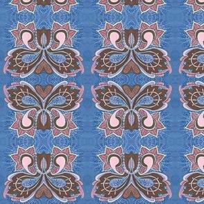 Flutterby Butterfy in blue