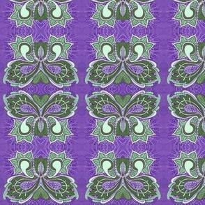 Flutterby Butterfy in purple
