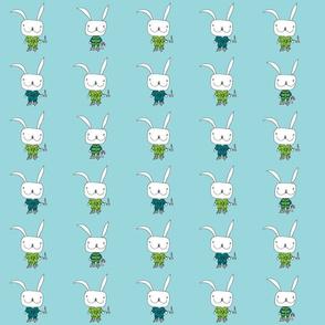 bedtime for little rabbit_lblue