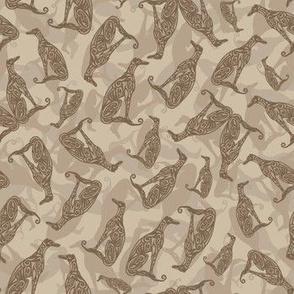 Greyhound Camo Pale Neutral