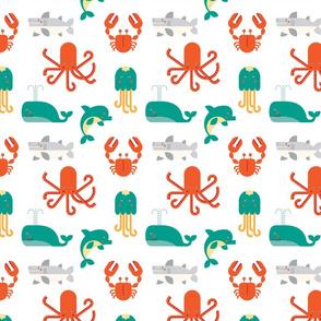 Kraken & friends