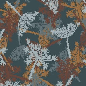 Frosted Foliage