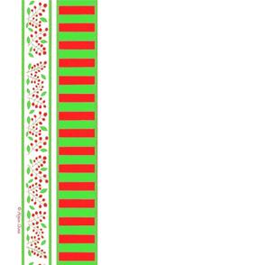 stripesberryandsheepteatowel