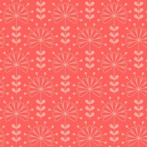 Petals-Coral
