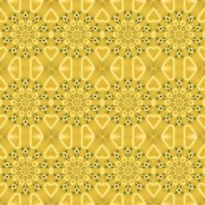 Golden Buttercup Wreaths