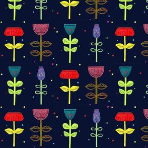 Cutout Flower 3