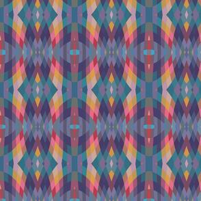 Rainbow tribal 01