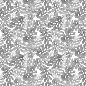 Modern Blue Tribal