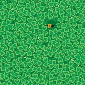 St. Patrick's Hide and Seek