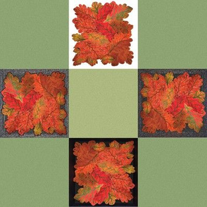 Handmade_Autumn_Oak_Leaves_9-patch___layout_cheater_cloth
