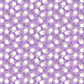 Screws and Ewes- purple small