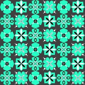 flower_squares_4_green