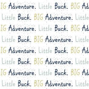 little buck big adventure