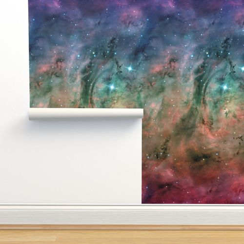 5069776 rainbow galaxy sized wallpaper by lovelylepidoptera