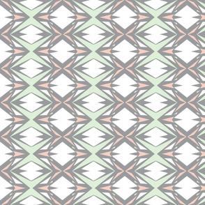 Geometrical Wedding Colors