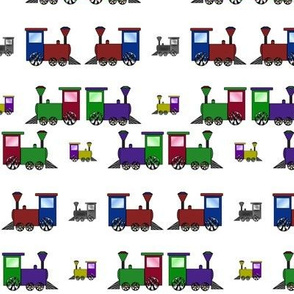 Nursery Trains