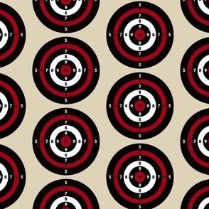 Target Practice Bulls Eye