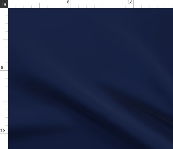Navy Blue Solid Football Team Color