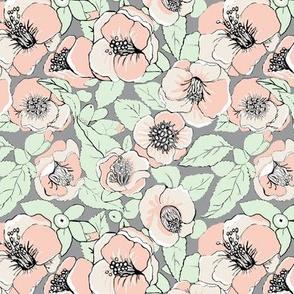 Spring Camellia Garden Romance ♥ ♥ ♥