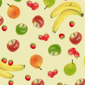 Tossed Fruit Salad